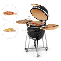 Top Selling Garden Barbecue Products Ceramic Charcoal BBQ Gril