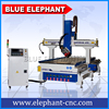 1300*3000mm atc cnc machine wood , 4 axis cnc router engraver machine for furniture cabinets