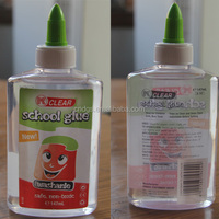 New bottle plastic bottle for glue