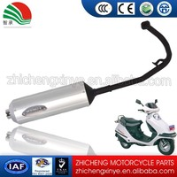Low Price Motorcycle Exhaust Bajaj Scooter Spare Parts XYG-125CC