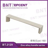[BT.2129] Modern zinc alloy furniture handle kitchen cabinet pulls