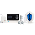 WIFI+GPRS based 5 inch screen smart home security system,support app notification and app remote control