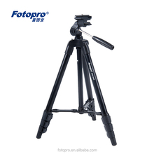 2016 hot selling Professional mini digital camera compact tripod stand with 3-way head DIGI-3400