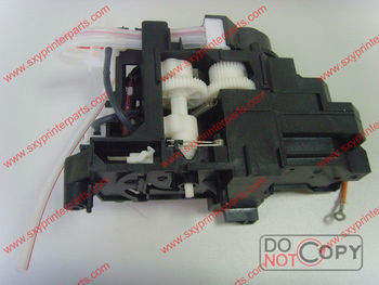 R1390 ink pump , high quality over 90% new original second hand inkjet parts used for epson stylus photo 1390