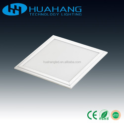 Square 596*596 white frame SMD 2835 ultra thin recessed led panel light 48w 36w 18w CE RoHS ERP certificate