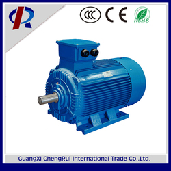 high quality 2.2kw three phase electric motor YE3-90L-2for small machine 2800rpm