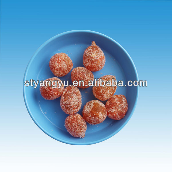 2014 Newest High Quality Chinese salted plum