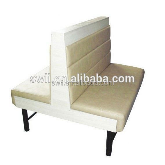 cheap hot sale booth sofa for restaurant