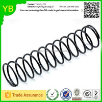 OEM alloy large railway small canted shock absorber coil spring