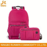 10 Years Experience ODM Available mutifuntional computer slazenger travel bag
