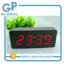New style best sell promotion carpet alarm clock for table