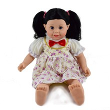 China Factory Manufacture Alive Plastic Cheap Fashion Baby Girl Doll For Craft