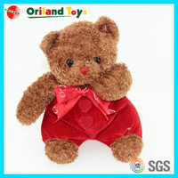 Custom design knitted teddy bear sweaters