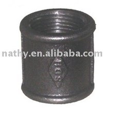 malleable iron pipe fittings-Socket Beaded end