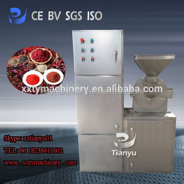 Tianyu dried red pepper/peanut multi-function pulverizer