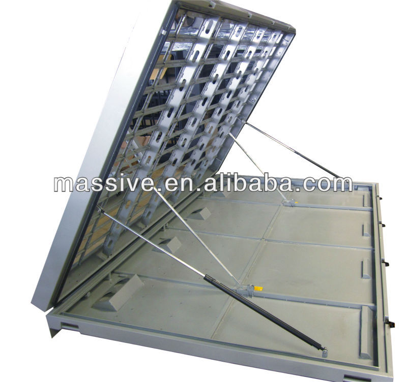 iron led panel waterproof outdoor tv cabinet