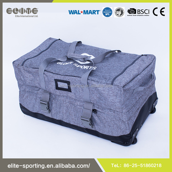 New Products Cationic Dyed Luggage Trolley Bag