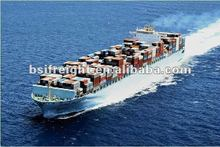 Sea freight service from Guangzhou, China to Mersin, Turkey