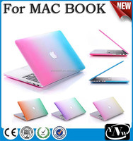 new products laptop case+keyboard skin+screen protector colorful protective shell for Macbook Air 11 13 Pro Retina