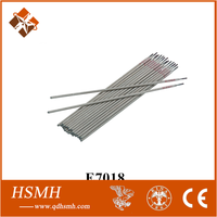 Made in China / cheaper price Carbon steel welding electrode / welding rod AWS A5.1 E7018 3.2mm