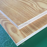 High grade melamine plywood for furniture