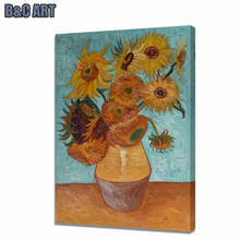 Modern Canvas Painting Home Goods Wall Art Van Gogh Reproducation Oil Paintings