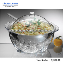 2014 hot sale Iced Salad with Dome Lid