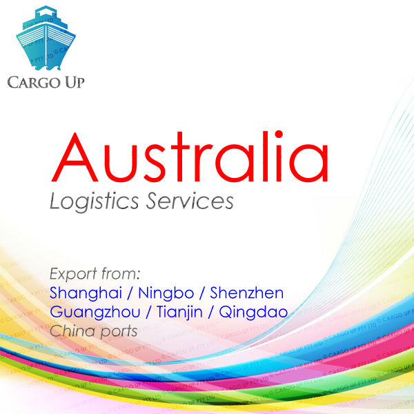 Freight agency from China to Australia