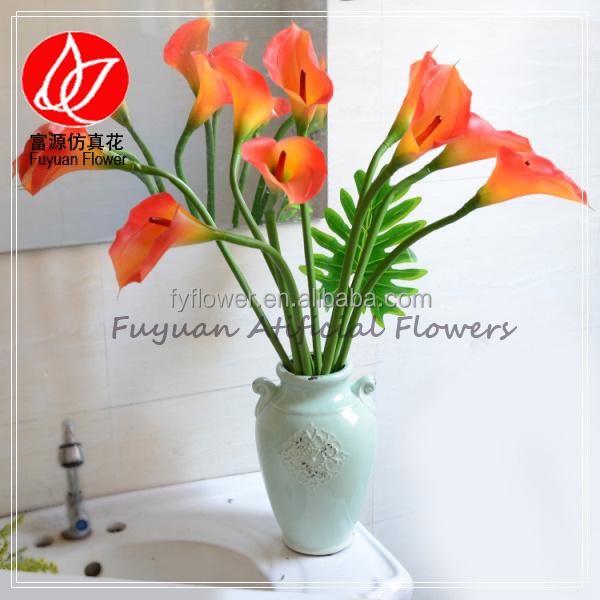 Artificial Flowers Calla Lilyyuanwenjun