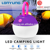 USB charger Bright LED Camping Light and Hand Cranking Emergency Lantern