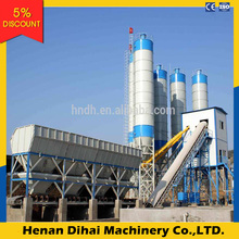 50m3/h HZS50 ready mix concrete plant for sale