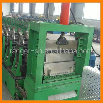 steel cable tray making machinery