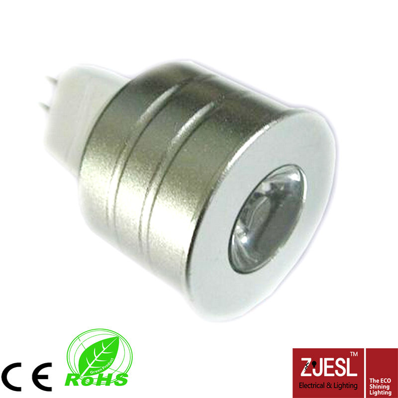 2016 New led spot light MR11 12V 3W led bulb