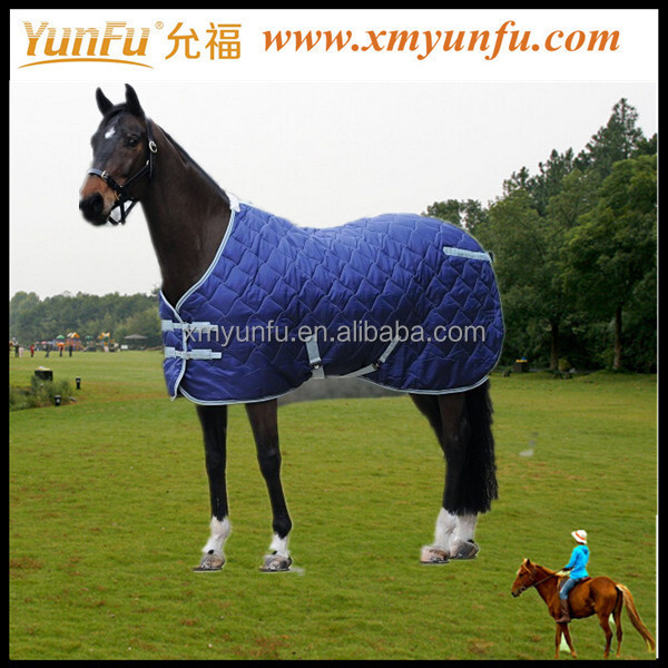 1200D two tone turnout equestrain blanket