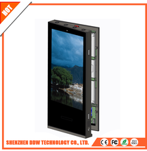 Mass supply CE display for car double digital signage with android