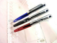 6806 compass metal pen of Ball pen for lacquer finishing can make your logo for ball pen with a compass for promotion gift