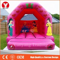 Giant Inflatable Princess Bouncy Castle House for Kids