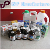 GMP Certificate analgin injection medicine for sheep