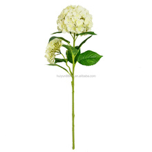 Natural Touch Artificial Hydrangea Flowers For Wedding Kissing Ball