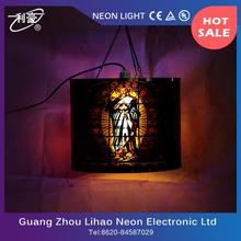 Factory wholesale metal led sign boards with low price