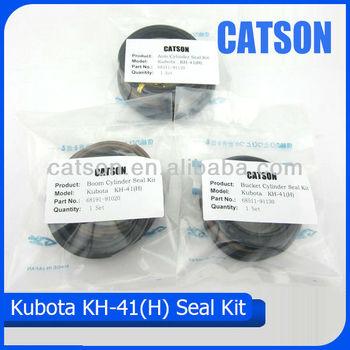kubota kh 41 seal kits hydraulic cylinder buy seal kit. Black Bedroom Furniture Sets. Home Design Ideas