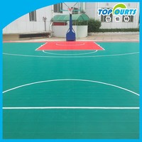 Good quality portable outdoor basketball court