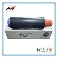 alibaba china wholesale supplier sell empty toner cartridges for canon GPR-38