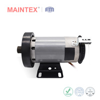 1.5 horse power treadmill brushed DC motor