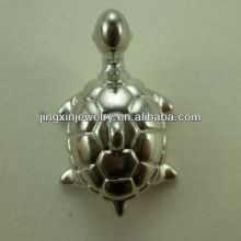Lovely Carved tortoise Pendants Plastic Colored Jewelry Charms