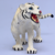 Zoo Animal Snow Tiger Plastic Animals Toys/Design Jungle Animal Figurines Toy/Custom PVC Wild Animal Statues