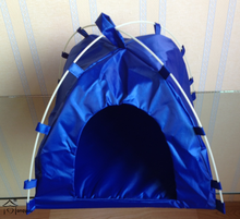 good quality waterproof dog tent bed,dog bed tent for dogs