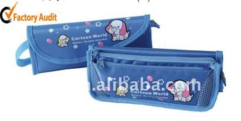 Lovely Design Kid's 420D Twill School Pencil Case/ pencil bag / pencil pouch KP-0803059