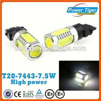 T20 3157 Brake Stop tuning Light auto led lamp 5050 w5w s25 bay15d w3x16d led stop light