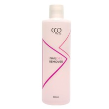 CCO 500ml Gel Polish Remover Brands Nail Polish Remover UV Gel Remover